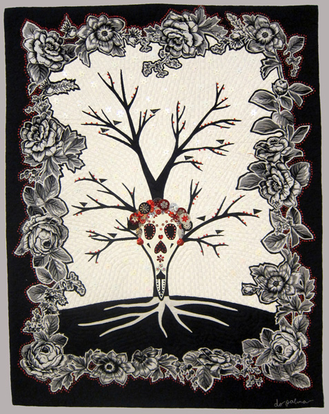 tree of life: return of the crows <br>22 x 28