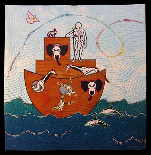 noah's ark <br>26 x 27